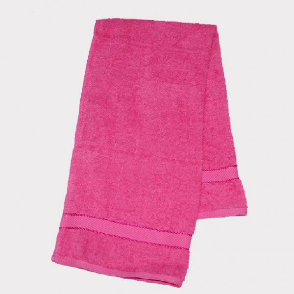Handuk Pink