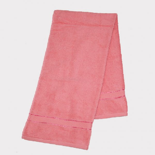 Handuk Pink Soft